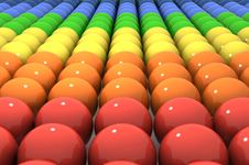 Free Rainbow Lines Stock Images - 7064884