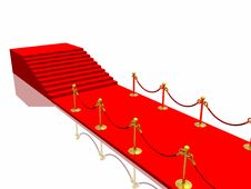 Free Red Carpet Stock Images - 7065204