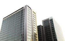 Free Office Building Royalty Free Stock Photography - 7066387