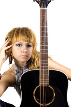 Free Thoughtful Musician Royalty Free Stock Photography - 7066507