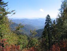 Free Scenic Smokys Stock Photo - 7067120