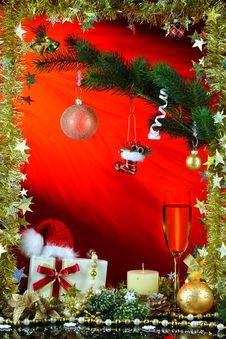 Free Christmas Decoration. Royalty Free Stock Photos - 7068488