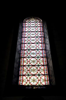 Free Windows Of Church Stock Photography - 7068772