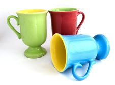 Free Three Cups Stock Image - 7068801