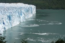 Free Perito Moreno Face Royalty Free Stock Photo - 7068965
