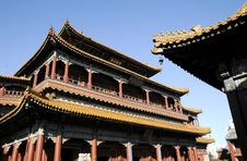 Free Chinese Ancient Building Stock Photos - 7069113