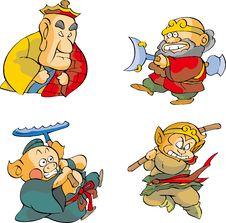 Free Cartoon Royalty Free Stock Photography - 7069157