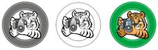Free Tiger-photographer Royalty Free Stock Photos - 7071418