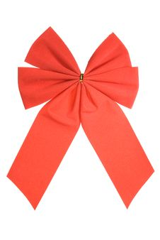 Free Red Bow Stock Photos - 7073333