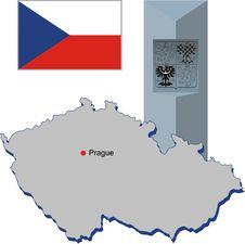Free Czech Republic Royalty Free Stock Photo - 7084905