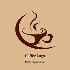 Free Coffee Logo Stock Photography - 70837902