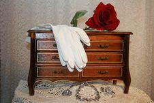 Free Jewelry Box Stock Photography - 7094312