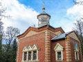 Free Orthodox Monastery Tikhonova Pustyn In The Kaluga Region &x28;Russia&x29;. Stock Photo - 70982560