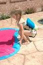 Free Pool Safety Stock Photos - 711713