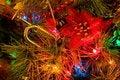 Free Christmas Bugle Royalty Free Stock Photography - 711867