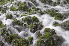 Free Falls And Stones Stock Photos - 710493