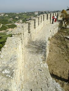 Free Castle Wall Stock Images - 711414