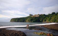 Free Taharaa Beach Royalty Free Stock Photos - 711708