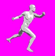 Free Man 12 Royalty Free Stock Image - 711926