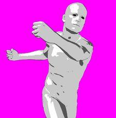Free Man 14 Royalty Free Stock Images - 711929