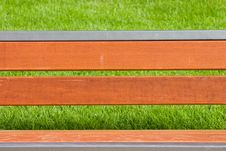 Free Bench Abstract Horz Royalty Free Stock Photos - 712468