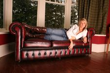 Hot Leather Stock Photos