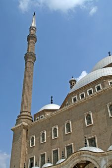 Free Mohammed Ali Mosque Stock Photo - 712860