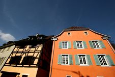 Free Village In Alsace Stock Photography - 712922
