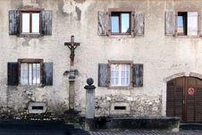 Free Alsacian Village Stock Image - 712931
