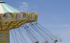 Free Merry-go-round Royalty Free Stock Images - 713039