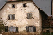 Free Alsacian Village Stock Image - 713041