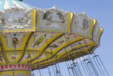 Free Merry-go-round 1 Stock Photography - 713042