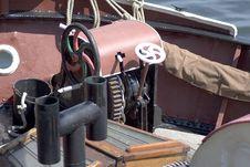Free Shipsdeck Stock Photo - 713070