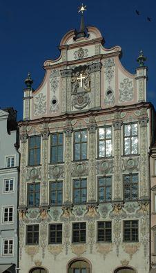Landsberg House Royalty Free Stock Image