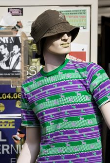 A Mannequin Stock Images