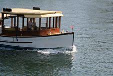 Free River Boat Stock Photos - 715713