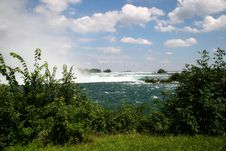 Free Niagara River Stock Photo - 715830