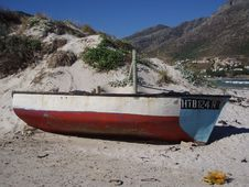 Free Abandoned Boat Stock Photos - 716023