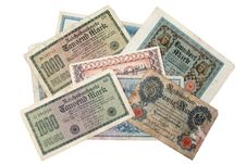 Free German Reichsmark Stock Photography - 716282