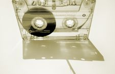 Free Cassette Tape Stock Photos - 716753