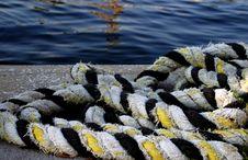 Free Marine Rope Stock Image - 717571