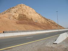 Free Desert Highway Stock Photography - 719102