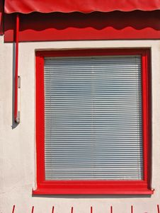 Free Red_window.jpg Royalty Free Stock Images - 719269