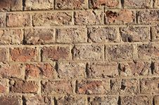 Free Just Another Brick In The Wall Royalty Free Stock Images - 719599