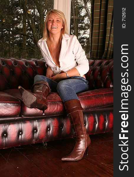 Leather Kirsty