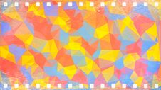 Colorful Artistic Mosaic Cubes Background Royalty Free Stock Photo