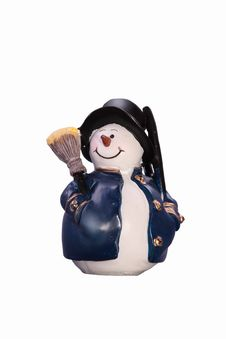 Free Snowman Royalty Free Stock Images - 7183989