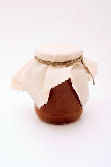 Free Honey Jar Royalty Free Stock Image - 7198826