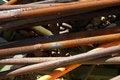 Free Steel Poles Stock Photos - 722263