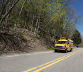 Free School Bus Stock Photography - 722912